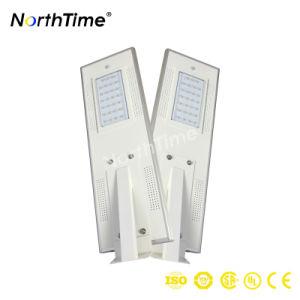 indicatore luminoso esterno solare tutto dell'indicatore luminoso di via 25W LED in uno
