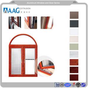 Profilo di alluminio dell'alluminio del sistema del finestra del portello e della parete divisoria/