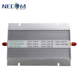 Booster coche/PCS CDMA/GSM/WCDMA, GSM/WCDMA Extensor de la señal de telefonía celular móvil Transmisor de señal móvil
