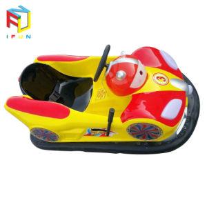 Moeda de arcada Oeprated Kids deriva eléctrica da bateria da máquina de jogos carro pára-choques de Diversões Passeio infantil interior e exterior