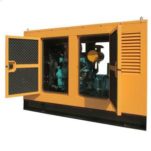 De Diesel van Ricardo Reeks van de Silent Type 50kw Generator
