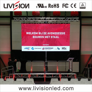 Alta qualidade LED EVENT interior P3.9 Preço de tela de vídeo