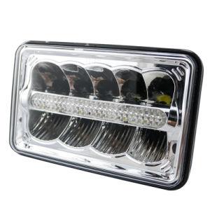 45W長方形の自動車LEDのヘッドライトランプ