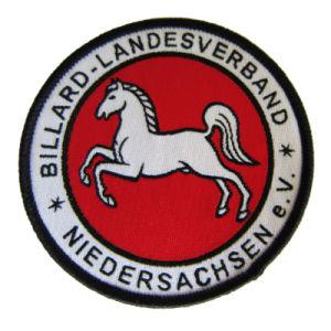 Qualitäts-Dekoration-Geschenk Billard Landesverband Stickerei-Änderung am Objektprogramm (018)