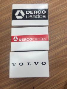 ロゴデザイン磁気携帯電話車のホールダー