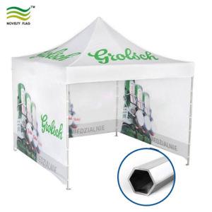 Dosel plegable de aluminio de acero Tienda Pop-up Glow Marquesina Gazebo Roof Top tienda
