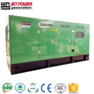100kw stille Diesel van het Type 120kVA Generator met de Automatische Schakelaar van de Overdracht