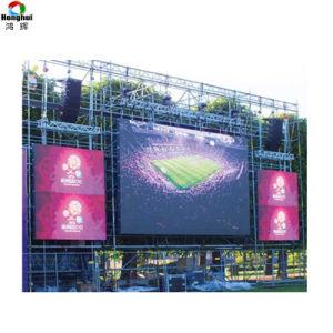 Location et de l'installation fixe P4 P5 Indoor stade LED écran/affichage LED
