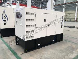 generatore diesel silenzioso autoalimentato Cummis 50kVA con l'iso del Ce economico