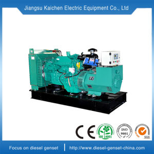 40kw/50kVA a basso rumore e generatore pneumatico appiattito di alta qualità