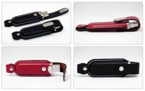 Флэш-накопитель USB из натуральной кожи