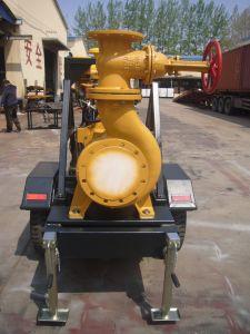 Las bombas de agua de riego Diesel