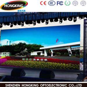 P5 pleine couleur LED intérieure pour la location d'affichage vidéo