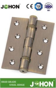 """Aço ou ferro Janela Inoxidável Porta de hardware mobiliário de apoio da dobradiça (4""""x3"""")"""
