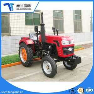 De Levering van de fabriek 25HP 2WD de Landbouw/Dieselmotor/Tractor Agri/Agriculturial