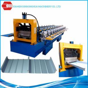 máquina de formação de rolos para telhados zipados (YX65-400-425)