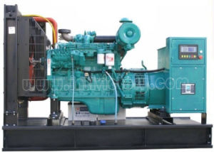 350kw는 광고 방송 & 홈 사용을%s Perkins 엔진을%s 가진 유형 디젤 엔진 발전기를 연다