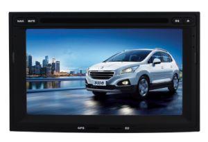 Peugeot Partner 3008 (IY7090)를 위한 차 DVD GPS Player