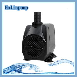 110V, 220V pequenos aparelhos eléctricos de plástico Mini Multifuncional Aquário Submersíveis Pond Jardim Bomba (HL-5000)