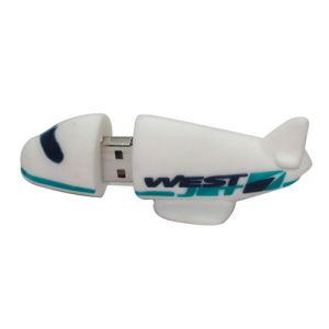 Avión de llaves USB