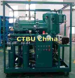 Machine de traitement du transformateur de vide à deux étages