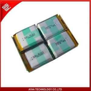 PCM 2Aとの再充電可能な李Po電池のパック3.7V 2.12ah