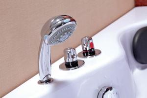 Bañera de hidromasaje con cascada Americana (CDT-004)