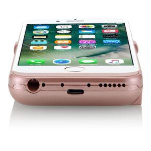 Batería sin hilos de la potencia del cargador de la batería posterior del clip para el androide/el iPhone