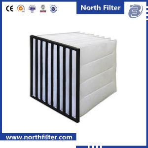 Filter van de Zak van het Systeem HVAC de Eerste met niet Geweven Stof