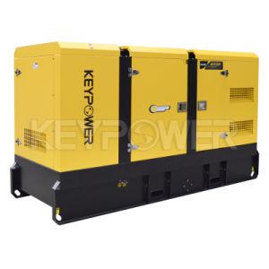 AC de Stille Diesel In drie stadia van de Generator van het Type met de Motor van Cummins