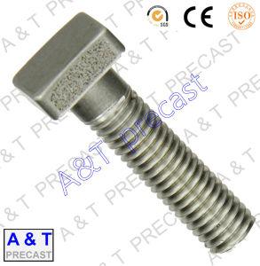 Hot Sale M8 Zinc plaqué à l'élasticité hexagonale à haute qualité