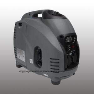 최대 2.0kVA 4 치기 디지털 휴대용 가솔린 발전기