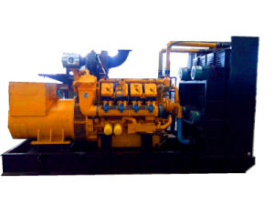 Fabbrica Supply Electric Gas Generator 500kw 50Hz