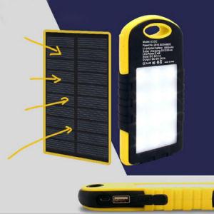 옥외 비용을 부과를 위한 지능적인 충전기 태양 에너지 은행 또는 태양 충전기