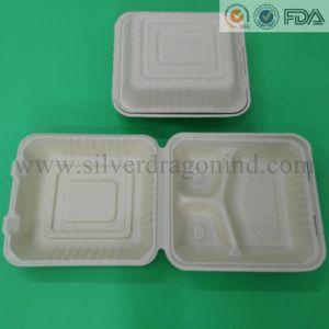 La paille de blé compostables la plaque de pâte à papier