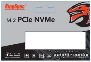 Высокая скорость Kingspec дешевые цены Gen3.0 X4 480 ГБ жесткий диск Nvme М. 2 Pcie для портативных устройств Ultrabook сервера