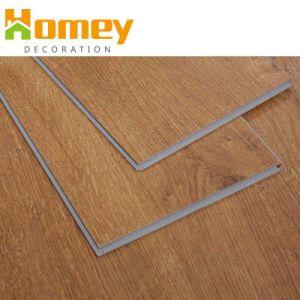 Decoração de interiores de trancamento de vinil PVC Melhor Preço Clique em pisos de pranchas