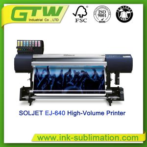 Populares Roland Soljet Ej-640 Large-Format impressora para impressão colorida