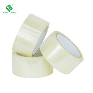 BOPP Hot Melt de grado profesional de la cinta de embalaje de cartón el sellado