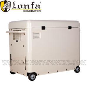 generatore di CA diesel di monofase del generatore di 8kVA Kipor 220V