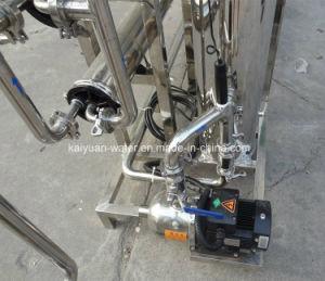 2000lph Auto Industrial de aço inoxidável, sistema de filtragem de água da máquina de tratamento de água