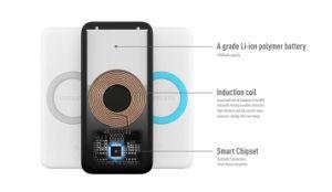 Banco de potencia con alta capacidad Cargador portátil Mobile Phone Charger cargador de batería (QT2)