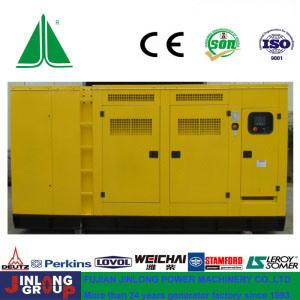 Jinlong 220квт мощности генераторной установки с генераторной установкой двигателя Perkins
