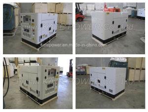 Le moteur silencieux Yangdong 10kVA Groupe électrogène Diesel avec Type Kipor Knox