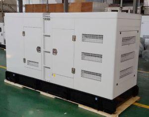 32kw Diesel Deutz van 40kVA de Lucht Gekoelde (F4L912T) Stille Generator van het Type