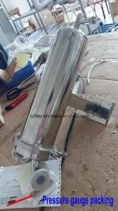Санитарные Precision одного или нескольких из нержавеющей стали картридж фильтра корпуса судна