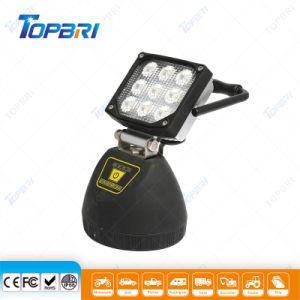 頑丈な27W携帯用再充電可能な穂軸LED作業ライト