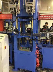 Máquina de solda da alavanca totalmente automático para o cilindro de GPL