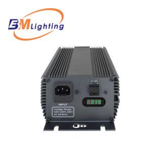 Sistemas hidropónicos 315W CMH lastre Digital Kit de luz crecer