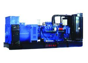 gruppo elettrogeno diesel 385kw/478.5kVA Volvo Tad1345ge Genset